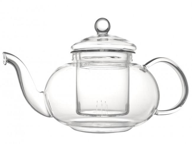 Verona Théière en verre, single parois 0,5L