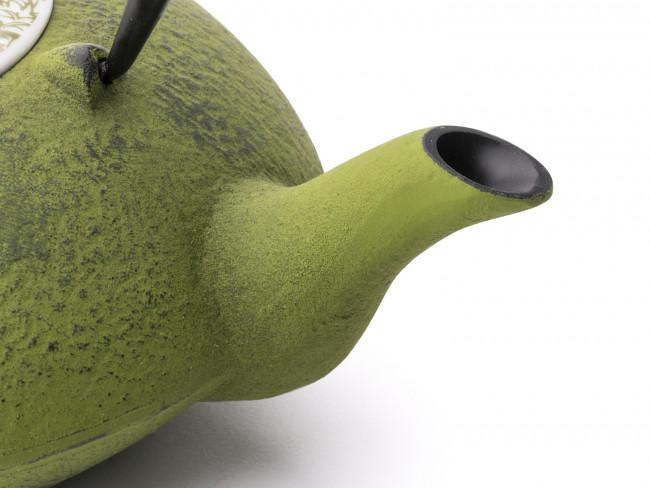 Théière Yantai 1,2L vert