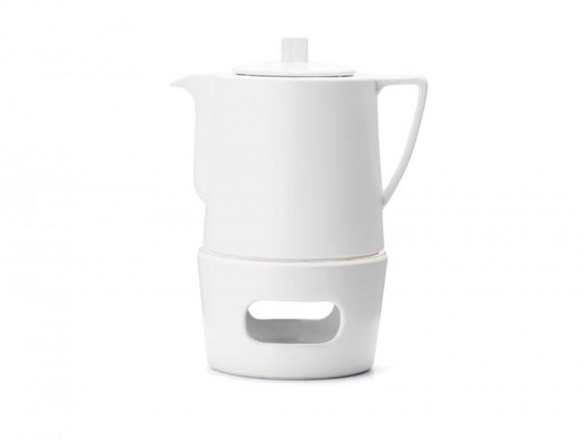 Réchaud Lund blanc, pour 1L/1,5L teapot
