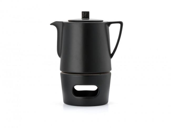 Réchaud Lund noir, pour 1L/1,5L teapot