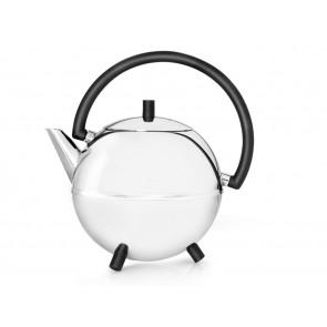 Théière Duet® Design Saturn Noir 1,2L