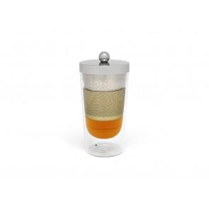 Tea for one Lucca 350ml à double paroi