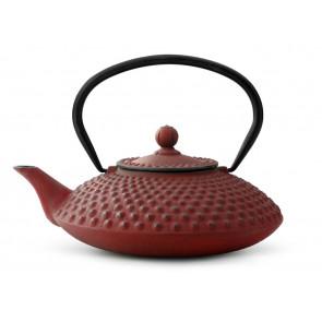 Théière Xilin 1,25L, rouge