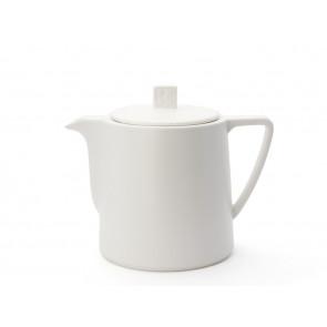 Théière Lund 1,0L, blanc