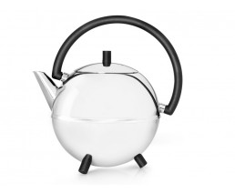 Théière Duet® Design Saturn Noir 1.2 liter