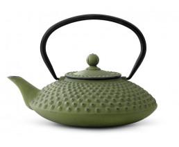 Théiere Xilin fonte 1,25L vert